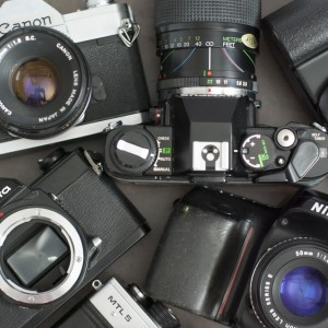 Is your old 35mm camera worth much?