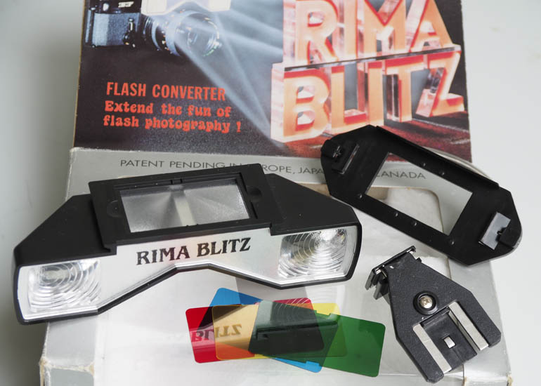Rima Blitz full kit