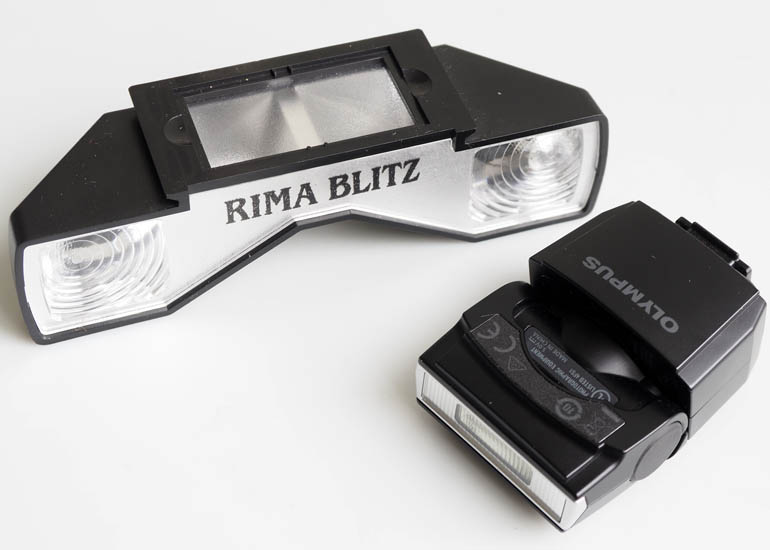 Rima Blitz Flash Converter