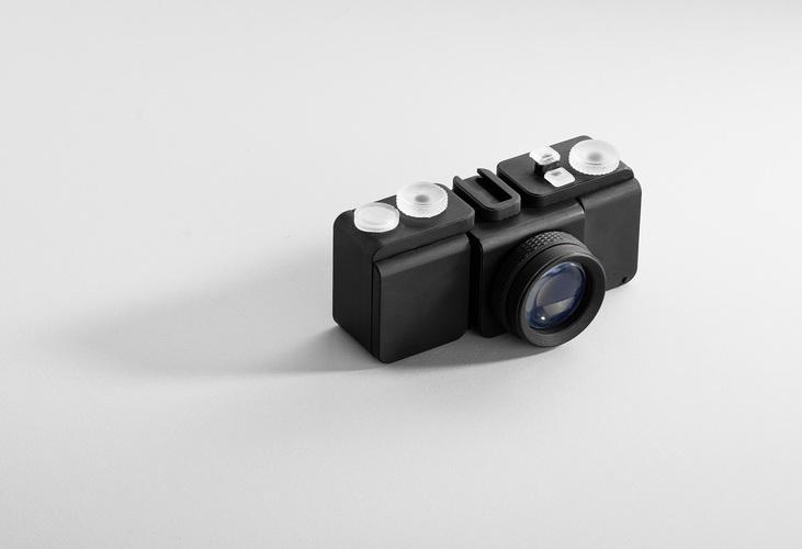 SLO 3d Printed Lens Camera