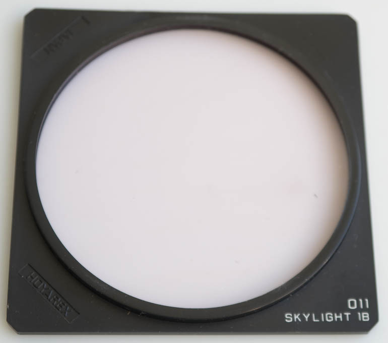 Hoyarex Skylight 1B filter